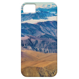 Andes Mountains Aerial View, Chile iPhone 5 Cases