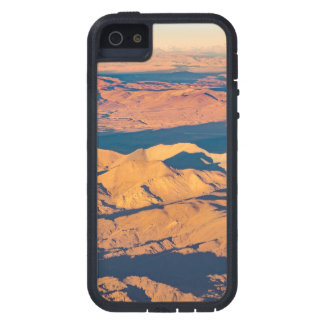 Andes Mountains Desert Aerial Landscape Scene iPhone 5 Covers
