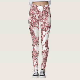 Andesine Angelic Leggings