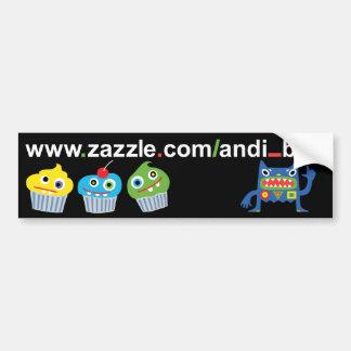 andi bird bumpersticker bumper sticker