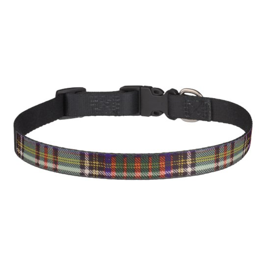 Andison clan Plaid Scottish kilt tartan Pet Collar