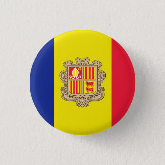 Andorra 1 Inch Round Button