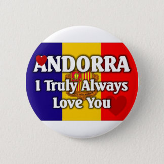 Andorra 2 Inch Round Button