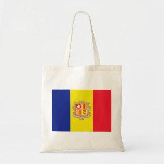 andorra budget tote bag