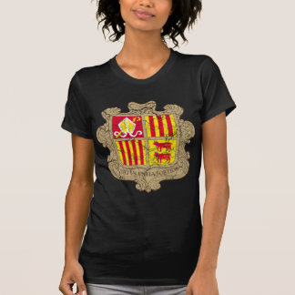 Andorra Coat Of Arms T-Shirt