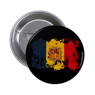 Andorra Flag Buttons