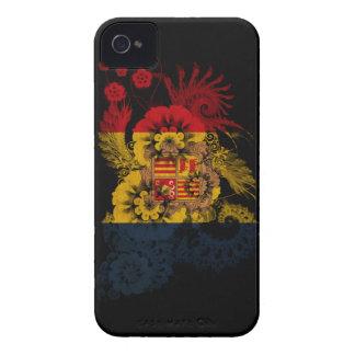 Andorra Flag iPhone 4 Case