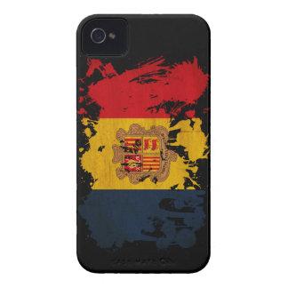 Andorra Flag iPhone 4 Cases