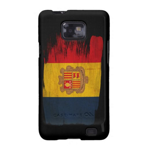 Andorra Flag Samsung Galaxy Case