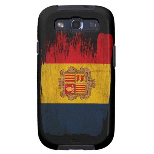 Andorra Flag Galaxy S3 Case