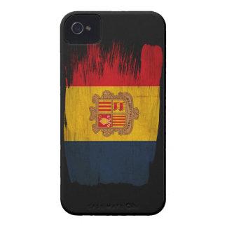 Andorra Flag Case-Mate iPhone 4 Cases