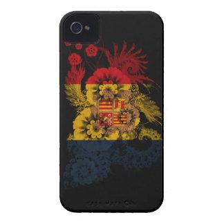 Andorra Flag iPhone 4 Case-Mate Cases