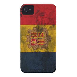 Andorra Flag iPhone 4 Covers