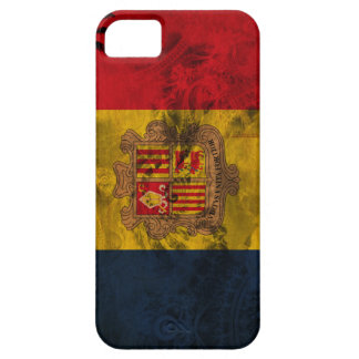 Andorra Flag iPhone 5 Case