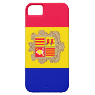 Andorra Flag iPhone 5 Cover