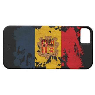 Andorra Flag iPhone 5 Covers