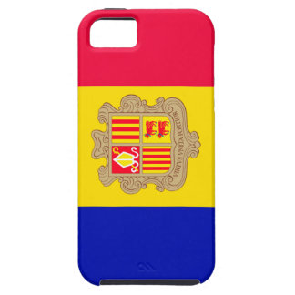 Andorra Flag iPhone 5 Covers