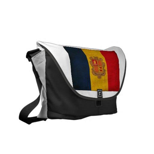 Andorra Flag Commuter Bags