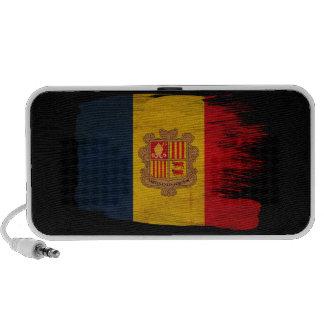 Andorra Flag PC Speakers