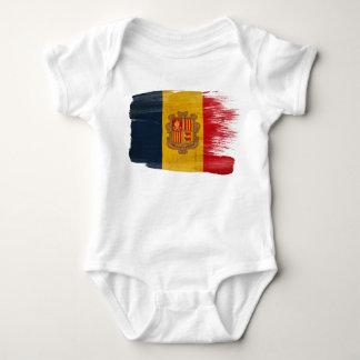 Andorra Flag Shirts
