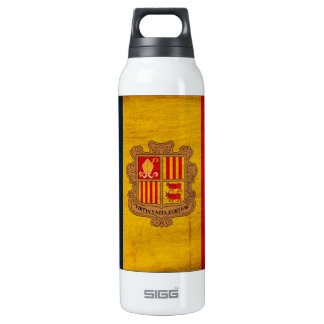 Andorra Flag SIGG Thermo 0.5L Insulated Bottle
