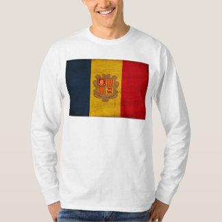 Andorra Flag T-Shirt