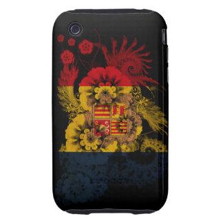 Andorra Flag Tough iPhone 3 Case