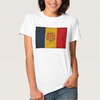 Andorra Flag Tshirt