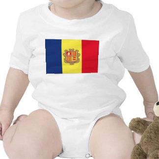 Andorra Flag Shirt