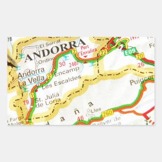 Andorra la Vella, Andorra Sticker