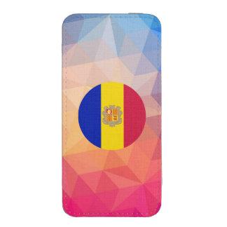 Andorra Souvenir iPhone Pouch