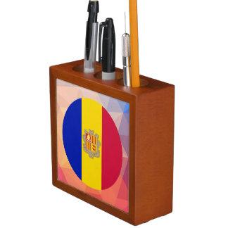 Andorra Souvenir Pencil Holder