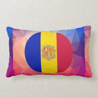 Andorra Souvenir Throw Pillows