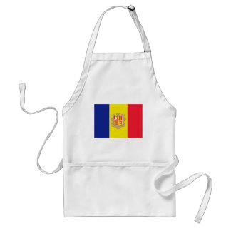 andorra standard apron