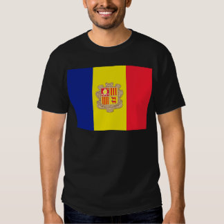 andorra t-shirts