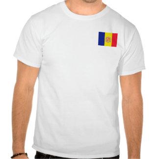 andorra tshirts