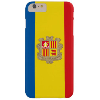 Andorran Flag Phone Case