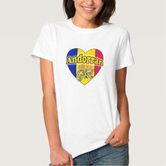 Andorran Girl Tee Shirt