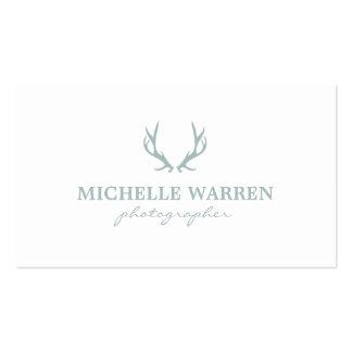 Andouillers de Bohème sur les photographes blancs, Carte De Visite Standard
