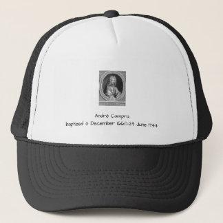 André Campra Trucker Hat