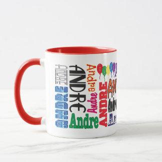Andre Coffee Mug