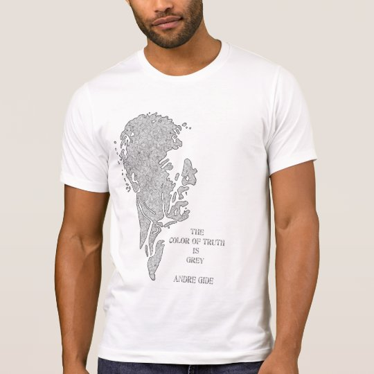 Andre Gide on Truth T-Shirt