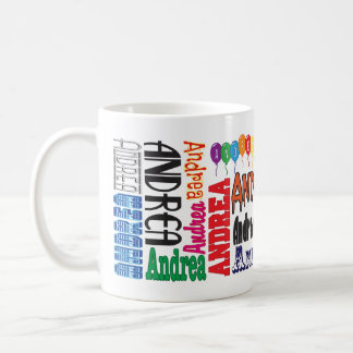 Andrea Coffee Mug
