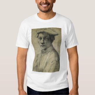 Andrea Quaratesi Portrait by Michelangelo T Shirts