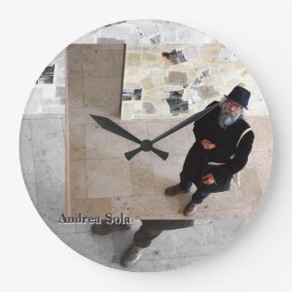 Andrea Sola firenze your direct it is Large Clock