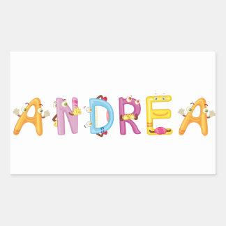 Andrea Sticker