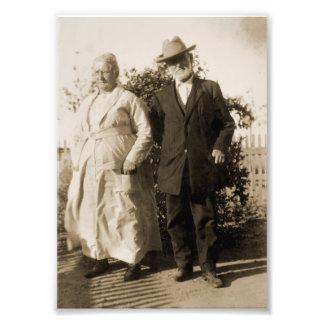 Andreas and Magdalena Wolter Photo Print