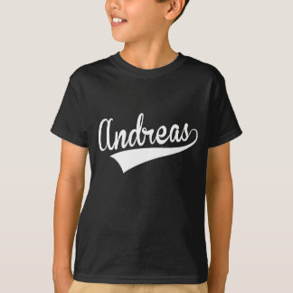 Andreas, Retro, T-Shirt