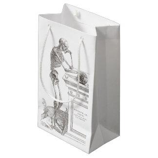 Andreas Vesalius' Skeleton Gift Bag