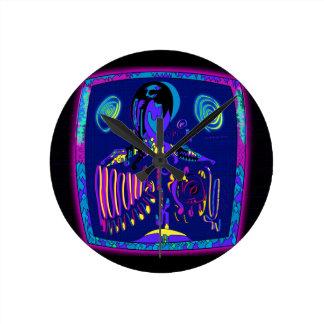 Andrei Round Clock